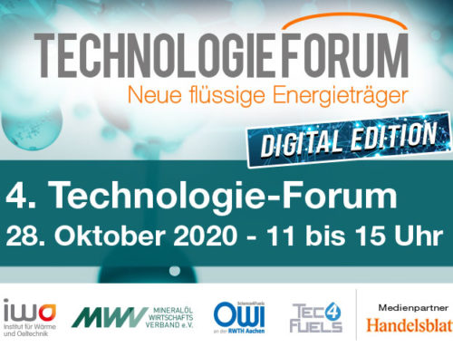 "Technology Forum ""New Liquid Energy Sources"""